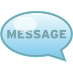 Message Bubble Thumbnail